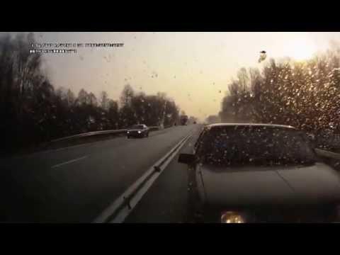 3 ошибки зимнего вождения