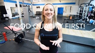Food Quality First! | VLOG 007