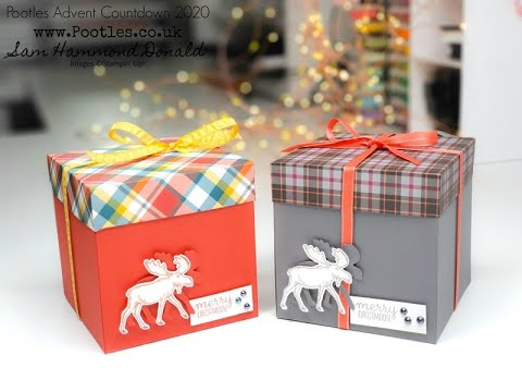 Download Pootles Advent Countdown 2020 Large Lidded Box for Men