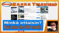 4000 eurolla hyvä auto - minkä ottaisin?