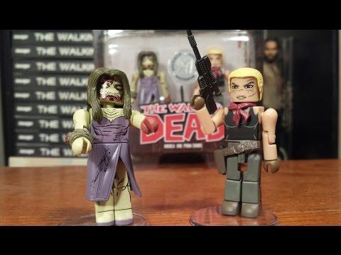 Walking Dead Minimates Series 6 Deputy Michonne