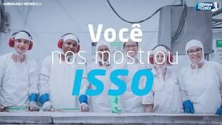 GOMES DA COSTA - Orgulho de estar aqui!