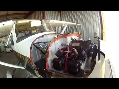 How-To: Cessna 150 O-200 Oil Change