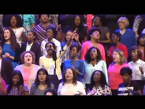 This is Amazing Grace Brooklyn Tabernacle