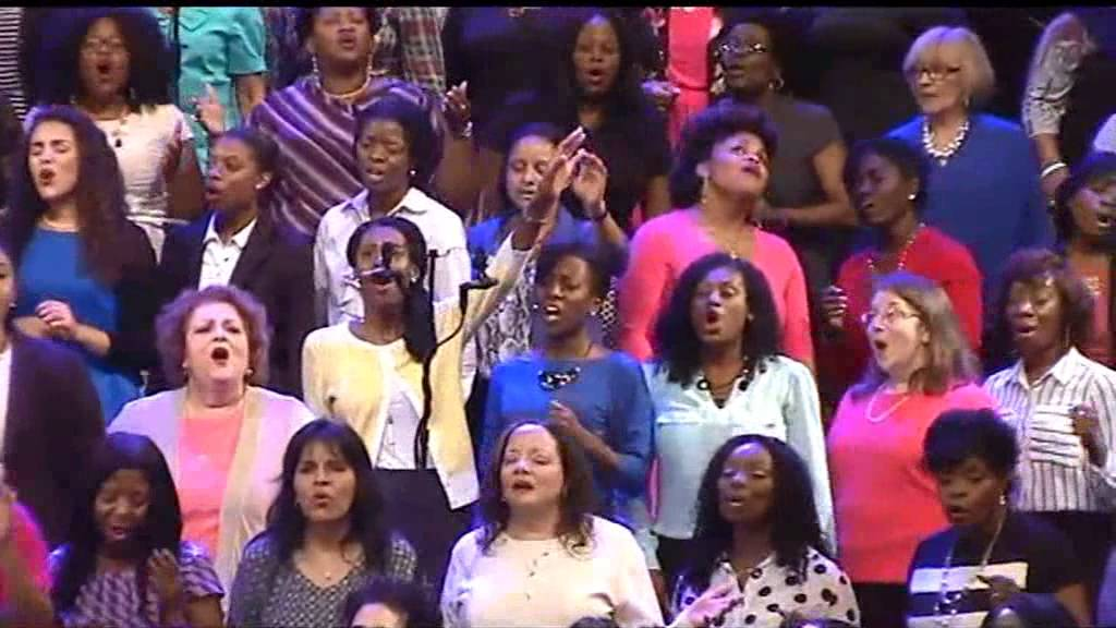 This is Amazing Grace - Brooklyn Tabernacle