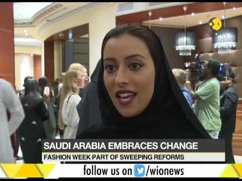 Riyadh kicks off its first international fashion week