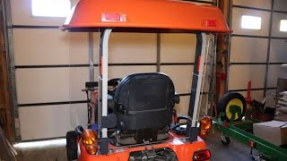 Video Making A Snow Shield For The Rear Of My Kubota BX2360 download MP3, 3GP, MP4, WEBM, AVI, FLV November 2018