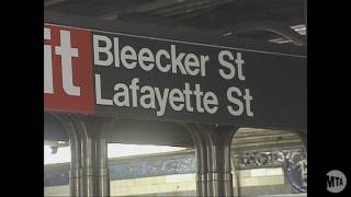 Bleecker St Station Expansion