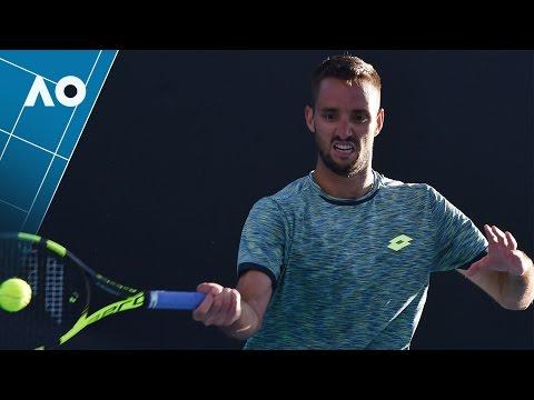 Lorenzi v Troicki match highlights (2R) | Australian Open 2017