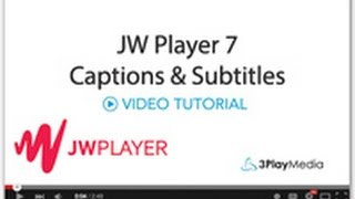 Video Adding Captions & Subtitles to JW Player 7 Videos download MP3, 3GP, MP4, WEBM, AVI, FLV Januari 2018