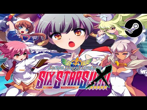 Arcana Heart 3 LOVEMAX SIXSTARS!!!!!! XTEND - Primeros Minutos - Gameplay Arcade, Lucha, Anime - PC |