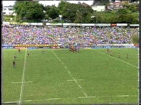 Counties Manukau vs Canterbury 1996 NPC Semi Final Part 1