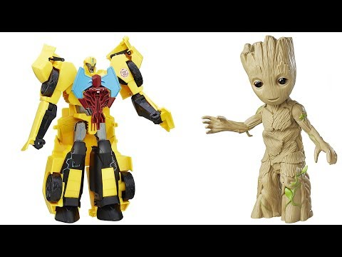4 Wonderful Marvel Comic Heroes – Robot Toys For Kids You Can Buy #13