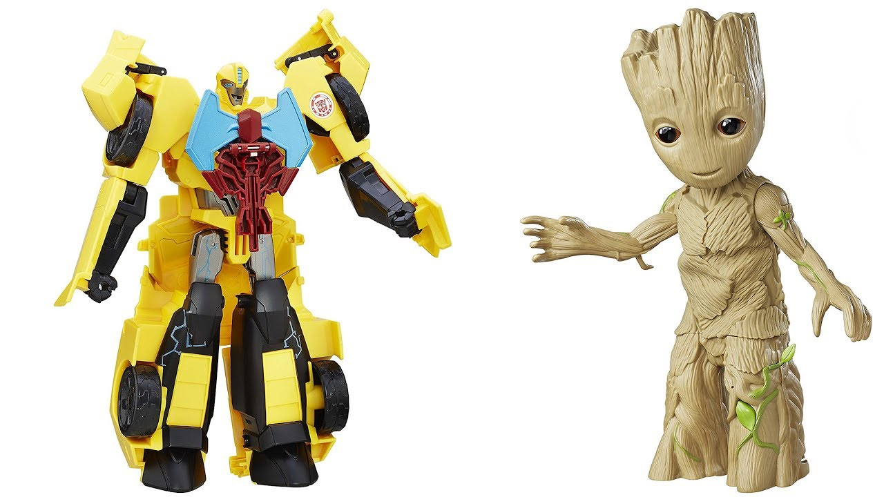 4 Wonderful Marvel comic heroes - Robot Toys for Kids You can Buy on Amazon  #13