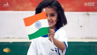 jana gana mana kids i cutest version i national anthem i vacha thacker i krup music