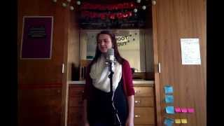 Holly Jolly Christmas (Lady Antebellum) Cover