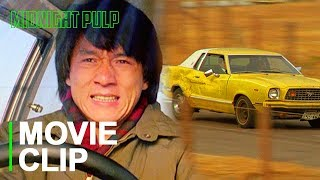 One of Jackie Chan's Most Famous Car Stunts! | Clip from 'My Lucky Stars' [HD]
