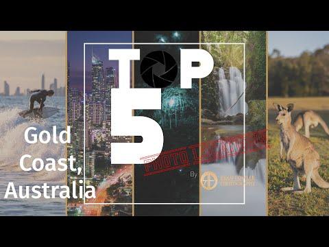 Gold Coast, Australia Photography - Top 5 Photo Locations S1:E1