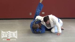 MMA Guardian presents Handshake Sweep: Jiu Jitsu Bottom Half Guard Technique