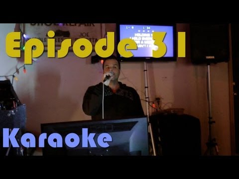 Being Kasha Davis -Sept 15, 2013 Karaoke