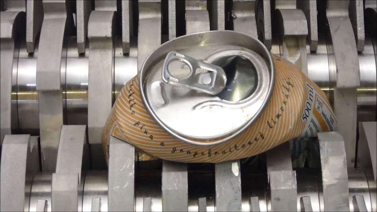 slowly shredding of aluminium cans for asmr effect youtube. Black Bedroom Furniture Sets. Home Design Ideas
