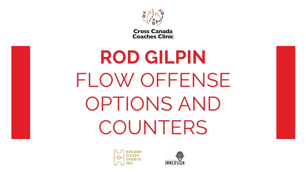 Rod Gilpin - Flow Offense Options and Counters