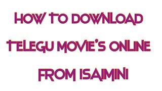 How to download Telugu movies more isaimini #Isaimini #Isaimini telugu #MKC TECH