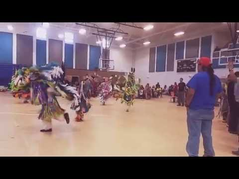 O. Jay Moz @ NACA Powwow In Santa Ana Wellness Center 2016