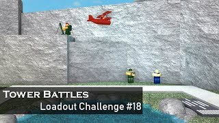 M.A.T.S. | Loadout Challenge 18 | Tower Battles [ROBLOX]