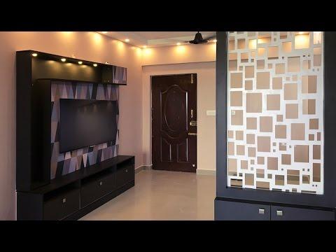 Interior Design for Mr. Nikhil & Abhilasa's new flat in Gunjur,Bangalore