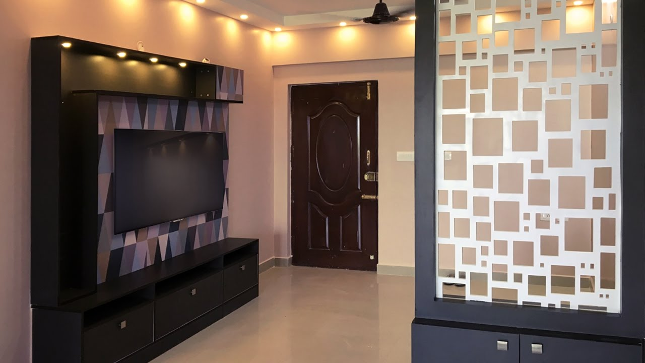 Interior design for mr nikhil abhilasa 39 s new flat in gunjur bangalore youtube for How to become interior decorator