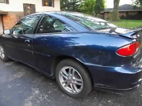 2002 Chevy Cavalier Review - YouTube