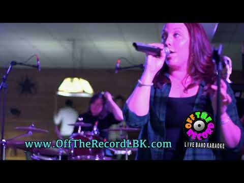 Off The Record  Live Band Karaoke