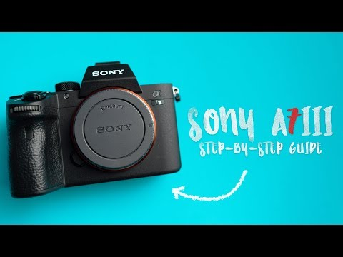 BEST Settings for the SONY A7III | A Step-by-Step Guide