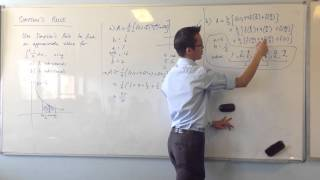 Simpson's Rule Example (2 of 2)