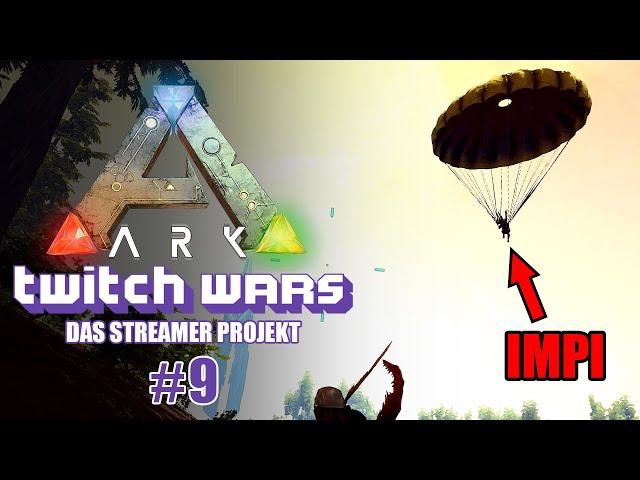 Rache an Impi 🦖 ARK Twitch Wars #09 [Lets Play Deutsch]