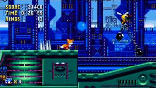 Baixar Sonic Mania Soundtrack - Metallic Madness Zone Act 2