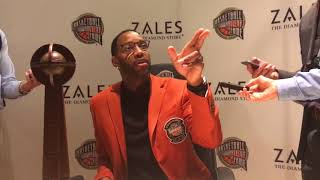 Video Tracy McGrady with words for JR Smith about championship vs. Hall of Fame argument download MP3, 3GP, MP4, WEBM, AVI, FLV September 2017