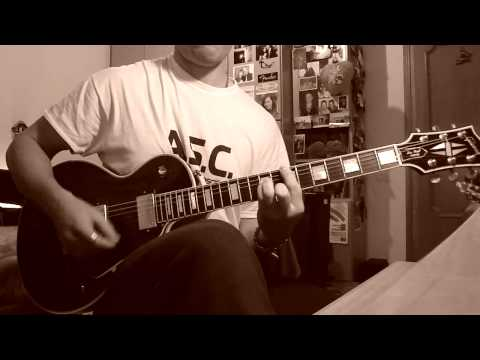 The Doors - Love Me Two Times Guitar Cover