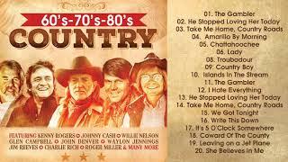 Best country songs 2000-2019 - รวมสากลเก่าๆ ยุค 70 โคตรเพราะ