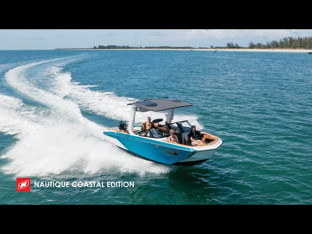 2022 Nautique Coastal Edition