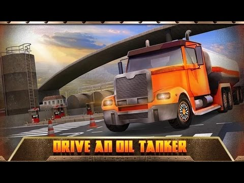 Oil Transport Truck 2016 - Android Gameplay HD