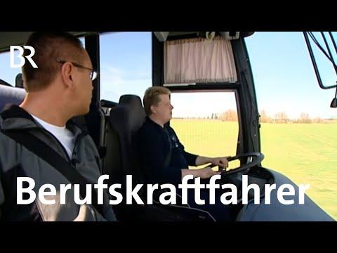 Berufskraftfahrer - Ausbildung - Beruf