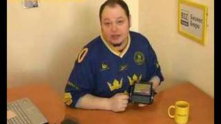 Sony VAIO VGN-UX1XRN first look rus