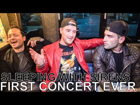 Sleeping With Sirens - FIRST CONCERT EVER Ep. 6