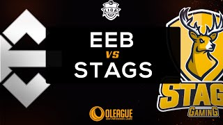 EEB vs STAGS | JORNADA 2 LIGA GO | CSGO