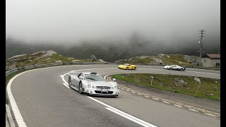 BEST HYPERCAR EVENT IN THE WORLD - SupercarOwnersCircle Andermatt 2017