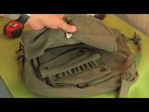 Rothco Classic Paratrooper Shoulder Messenger Bag- Review