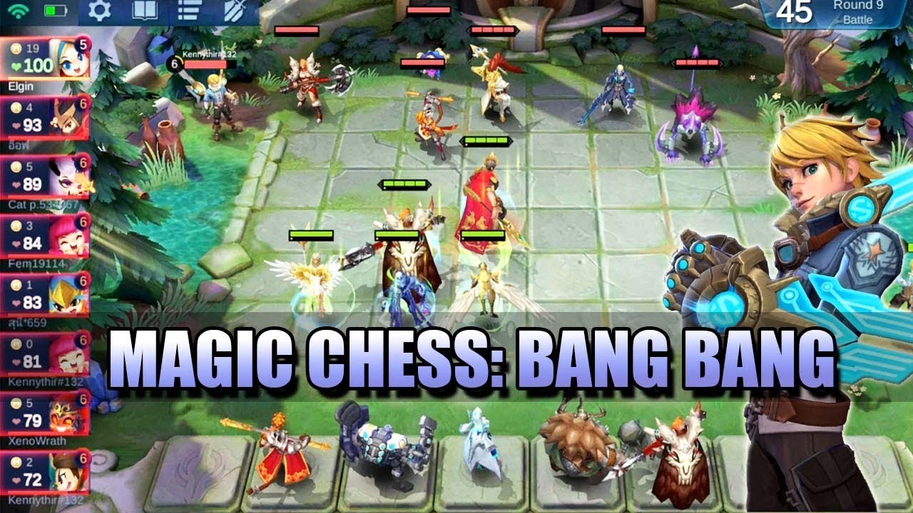 how to install magic chess: bang bang - mobile legends