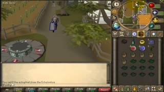 RuneScape - How To Farm Herbs All 5 Patches
